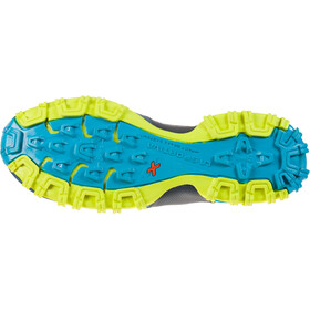 La Sportiva Bushido II Running Shoes Herren opal/apple green